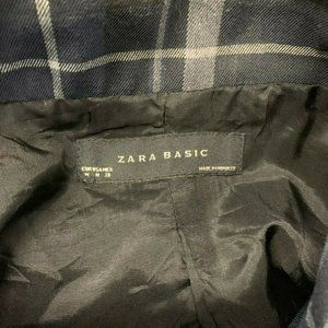 Zara Jackets & Coats - Zara Basics Women's jacket Medium Double Breasted